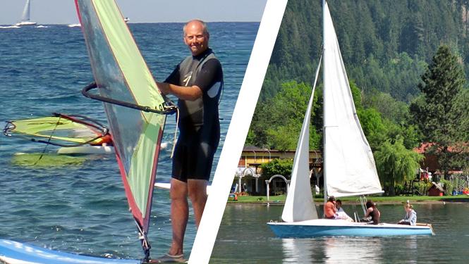 Segeln & Surfen